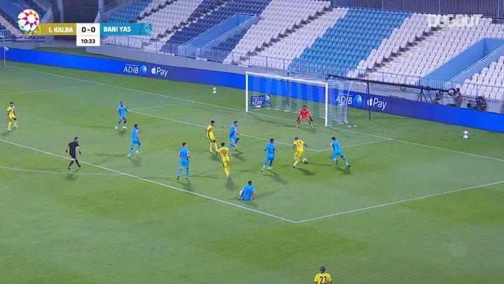Highlights: Baniyas 0-2 Ittihad Kalba
