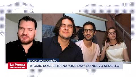 Banda hondureña Atomic Rose estrena One Day, su nuevo sencillo