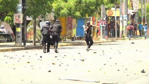 Nicaragua: Líderes estudiantiles resisten a seis meses de crisis