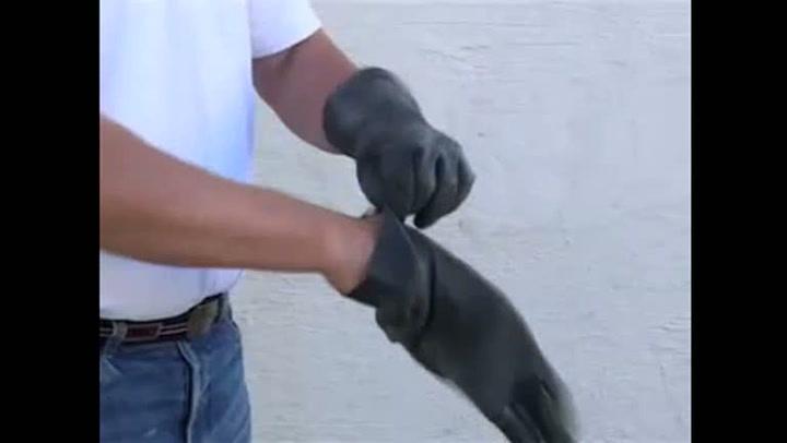 Hvordan forbehandle og male tidligere malt betong