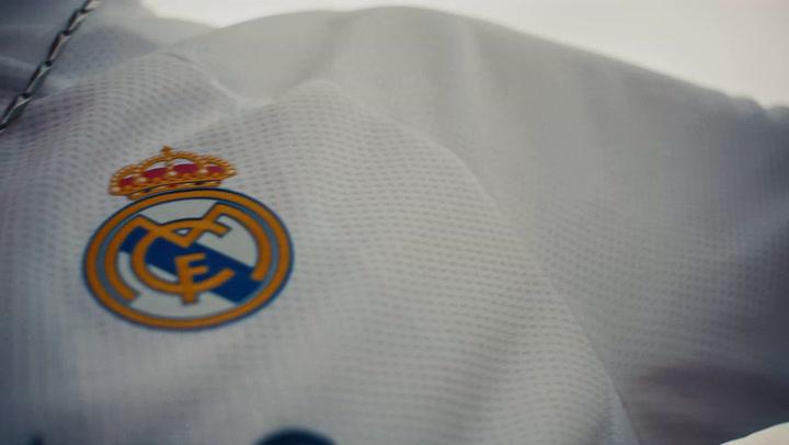 A la venta las nuevas camisetas del Real Madrid