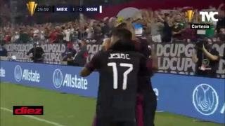 Jonathan Dos Santos castiga a la 'H' con golazo de volea en la Copa Oro (2-0)