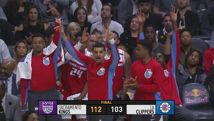 Resumen de la jornada de la NBA, el 22 de febrero de 2020