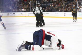 """Reaves on Tom Wilson hit: """"Everyone knew it was a clean hit"""""""