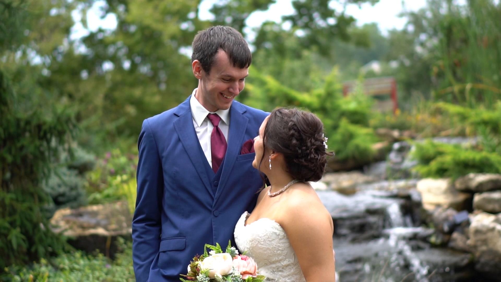 Miranda + Matthew | Pacific, Missouri | Haue Valley Weddings And Events