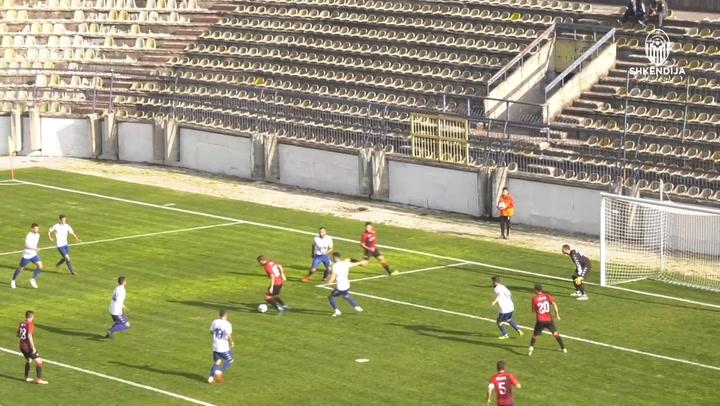 Highlights: KF Shkëndija 3-0 Shkupi