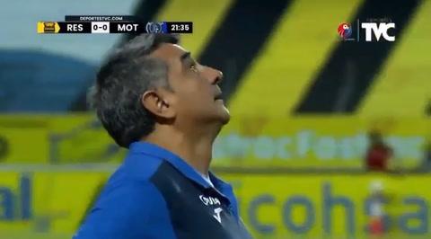 El increíble fallo de Roberto Moreira ante