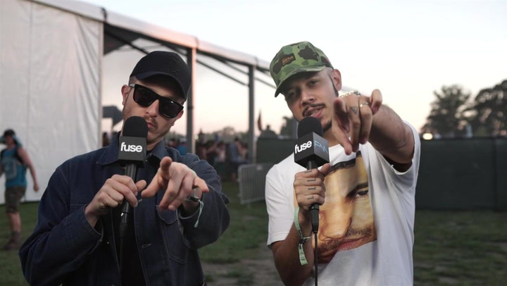 Flosstradamus On Their Approach To Live Shows