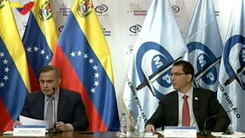 Más de 800 agentes han sido acusados por violaciones de DDHH en Venezuela, afirma fiscal