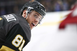 Marchessault hopes Neal will get him going offensively