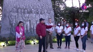 Ortega dice que opositores presos en Nicaragua son