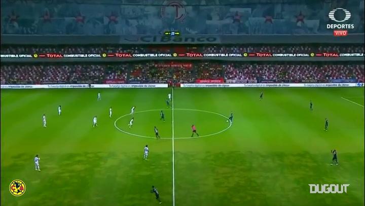 HIGHLIGHTS: Club América 4-1 Veracruz