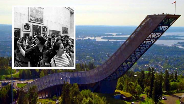 Paret fortvilte over turistfelle i Paris - så kom en telefon fra Oslo