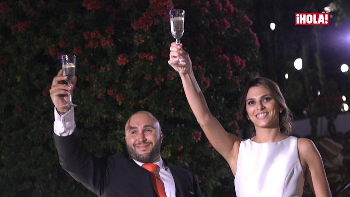 En vídeo: los momentos inéditos de la celebración de la boda de Kiko Rivera e Irene Rosales