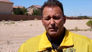Las Vegas police take 100 plants in pot bust