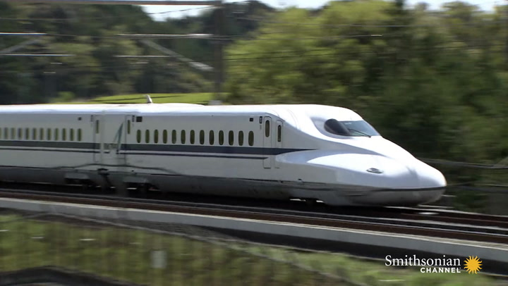 How Japanese High-Speed Trains Handle Earthquakes