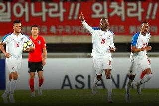 Panamá rescata un partido que perdía ante Corea del Sur y termina empatando