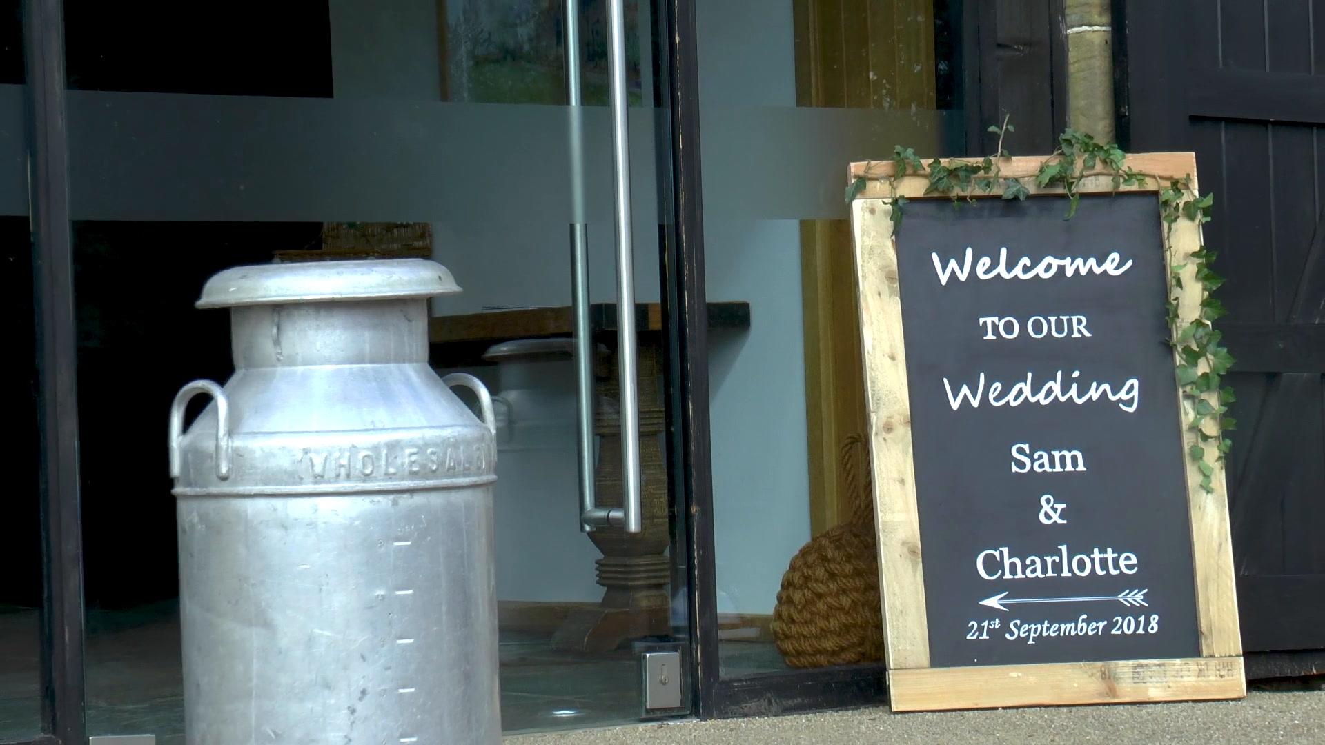 Sam  + Charlotte | Uckfield, United Kingdom | Hendall Manor Barn