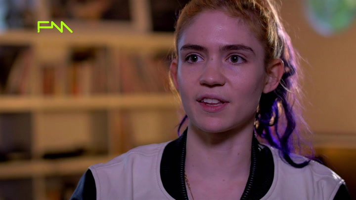 Grimes On Why She Started Recording Herself