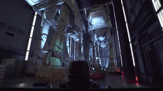 """Riding the new 15-minute """"Star Wars"""" ride at Disneyland"""
