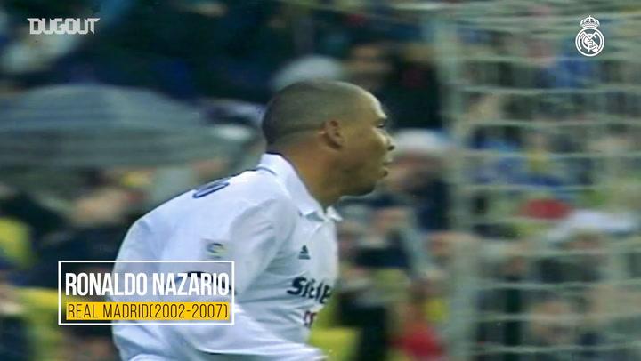 Club Legends: Ronaldo Nazario