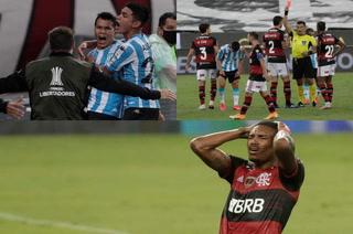 ¡Maracanazo! El campeón, Flamengo, es eliminado de la Copa Libertadores en penales por Racing