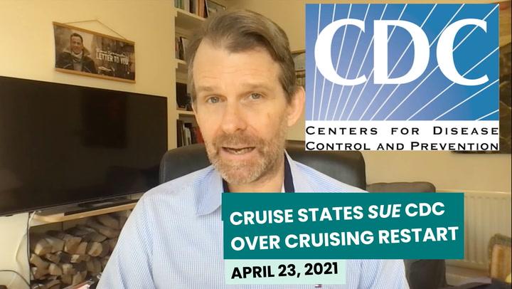 CRUISE NEWS: Two States Sue CDC Over Cruise Restart, New MSC Virtuosa Photos & More