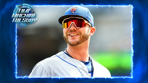 Time Machine Tuesday 2019: Pete Alonso starts his ride to Rookie of the Year