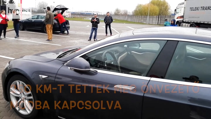 Rekordot döntött a Tesla Magyarországon