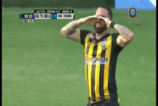 ¿Lo recuerdan? Giancarlo Maldonado anota el gol más triste en su carrera; elimina al equipo que su padre dirigía