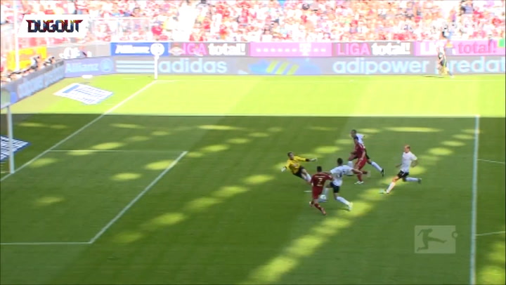 Top 5 goals vs Freiburg
