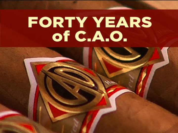 CAO at Forty
