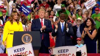 Trump bekrefter: Går for gjenvalg