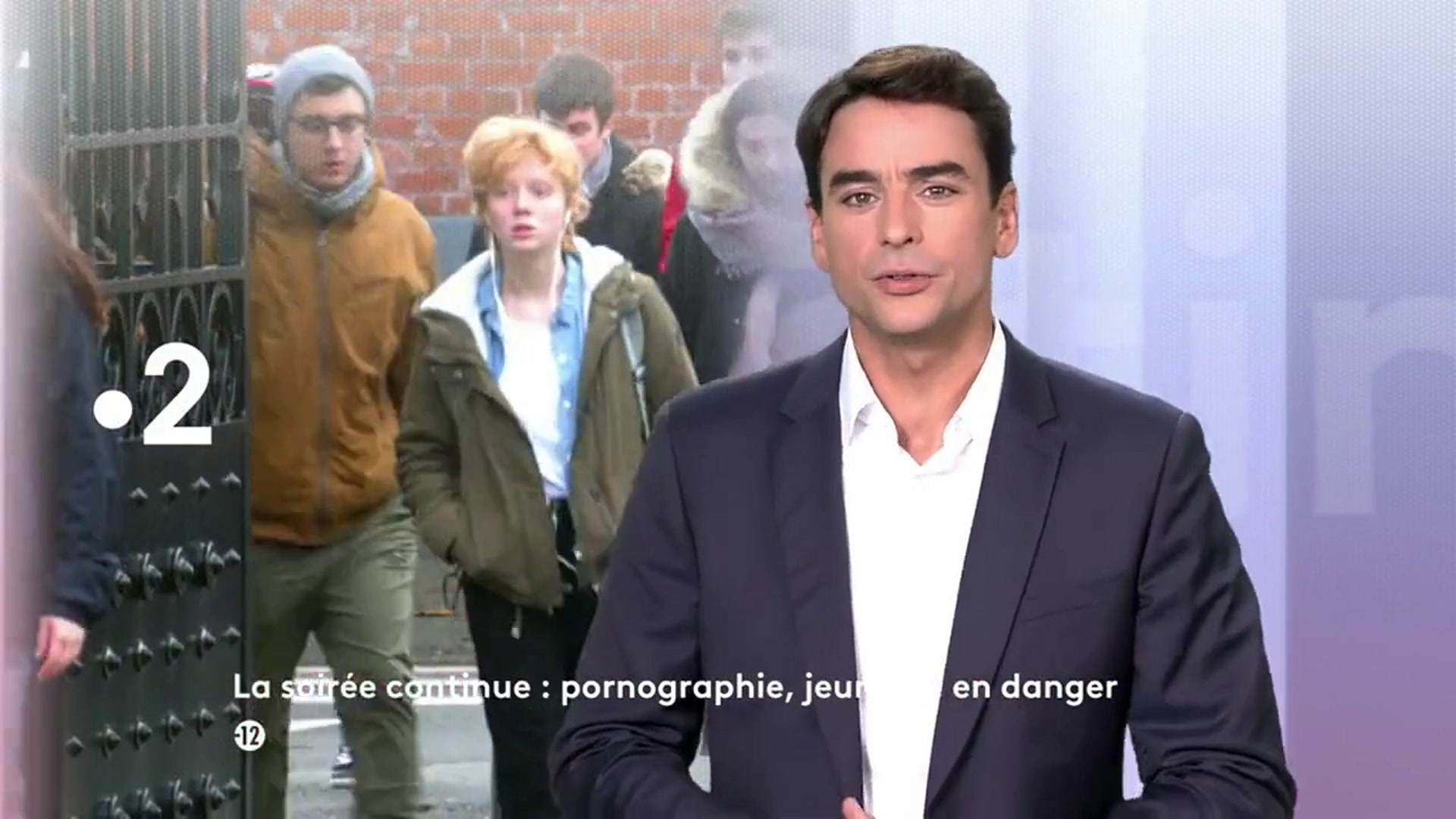 Débat : Pornographie : jeunesse en danger