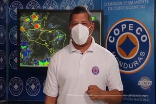 Estas son las condiciones del tiempo para este lunes en Honduras