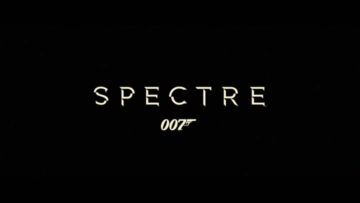 Spectre - Trailer No. 1