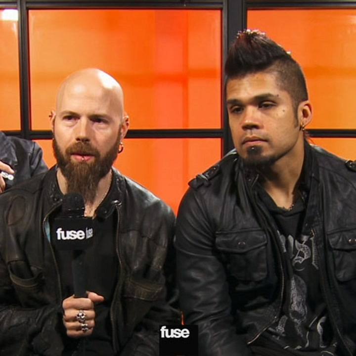 Drowning Pool On Touring With Flyleaf