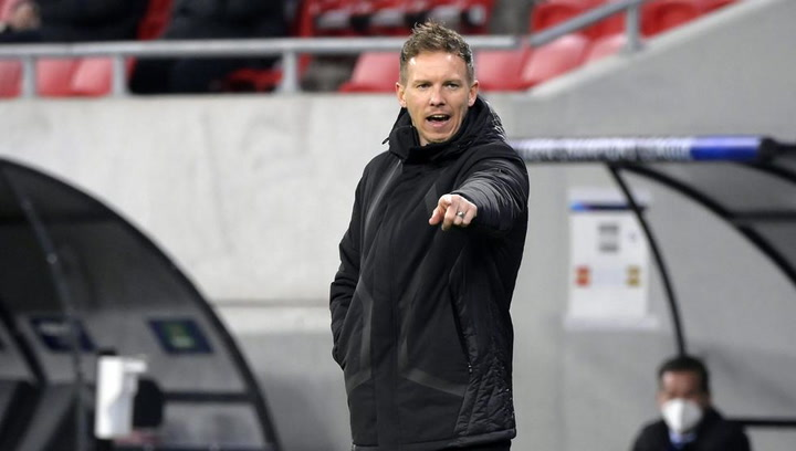Nagelsmann, the youngest coach in the history of the Bundesliga