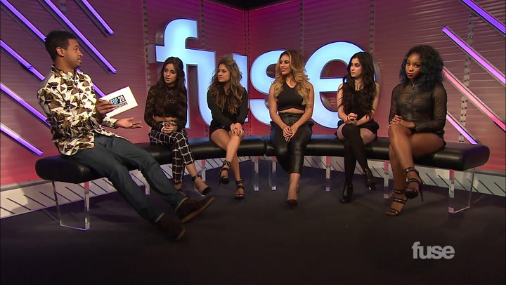Shows: Top 20 Countdown: Fifth Harmony Webclip