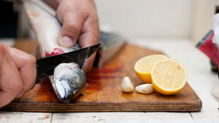 Fiske: Hvordan sløye fisk