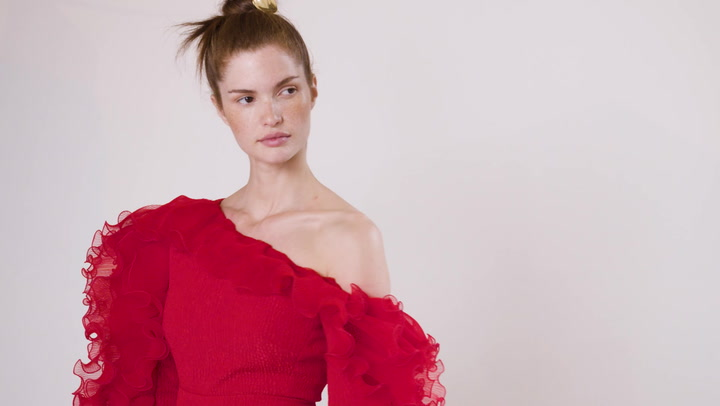 The biggest trends for AW19: From ladylike silk to 80s metallic ruffles