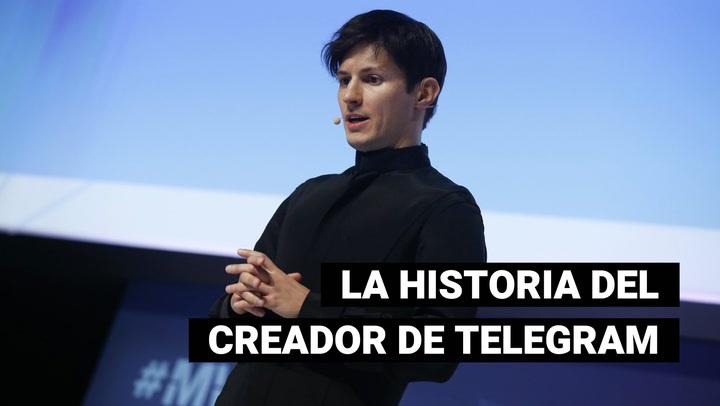 Conoce a Pável Dúrov: el joven multimillonario creador de Telegram