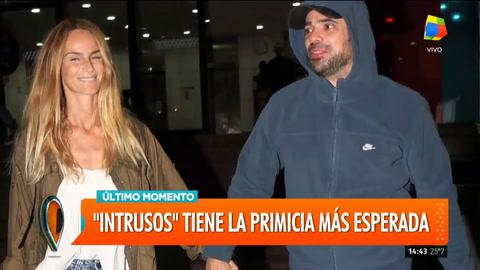 Luciano Castro y Sabrina Rojas confirmaron la ruptura de su pareja