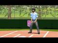 NFHS Softball Umpire Signals