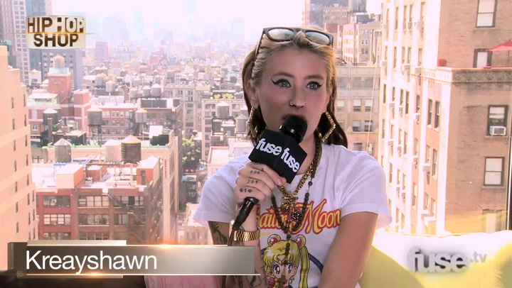 Shows: Hip Hop Shop:Kreayshawn An Artist From Day One