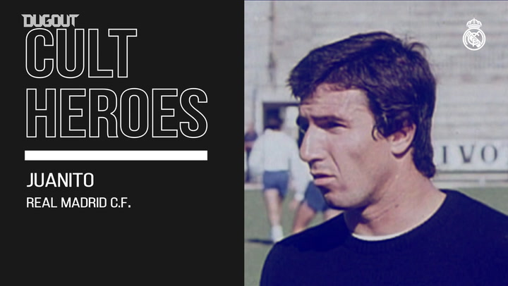Cult Heroes: Juanito