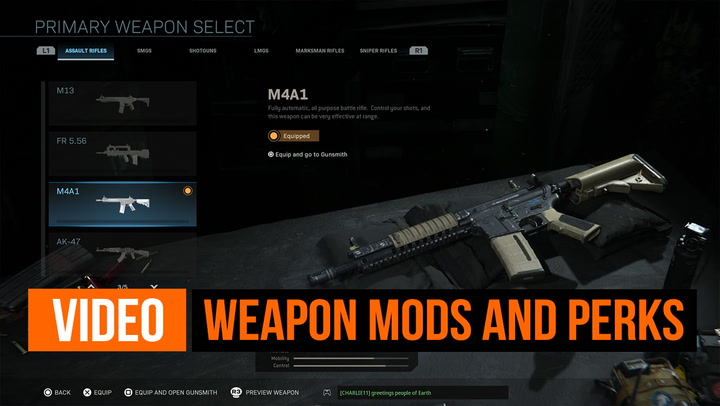 Modern Warfare Gunsmith System How The New Attachments Work Gamesradar 575 euros with intelligence center level 2. modern warfare gunsmith system how the