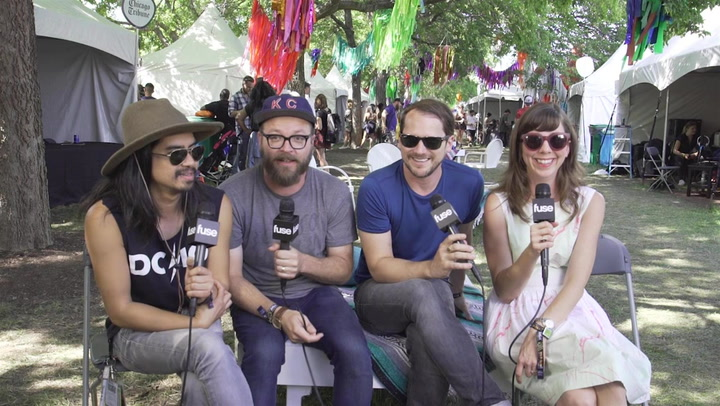 Silversun Pickups Discuss Their Band History