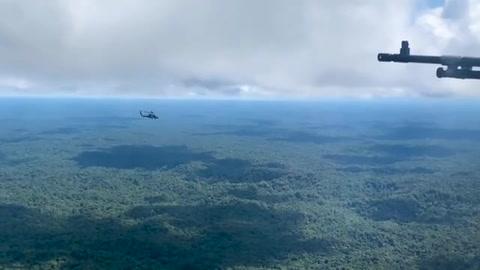 Colombia investiga posible muerte de uno de los comandantes del ELN en bombardeo militar