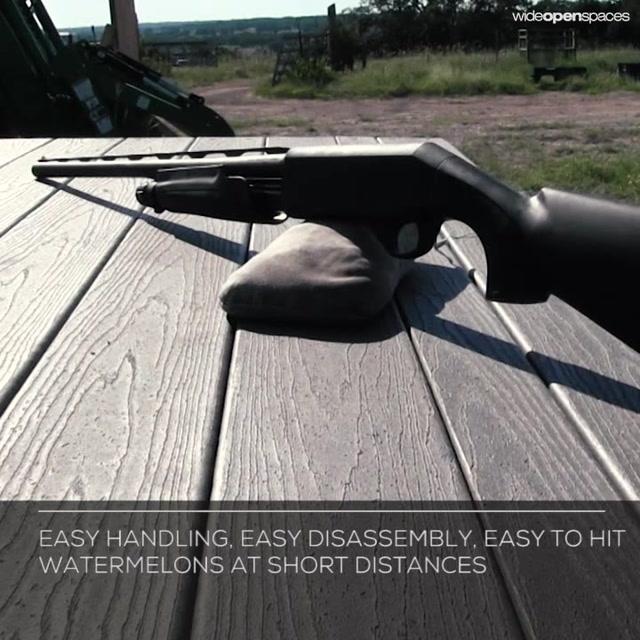 WOS Gear Review Stoeger P3000 Shotgun